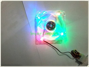 harga Fan Casing PC 8cm Transparan + Lampu Tokopedia.com