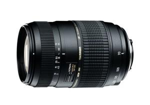NEW Lensa Tamron AF 70-300mm NIKON CANON + Bonus