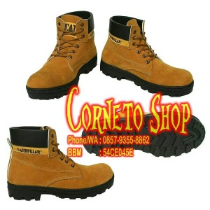 Sepatu Caterpillar Safety shoes boot