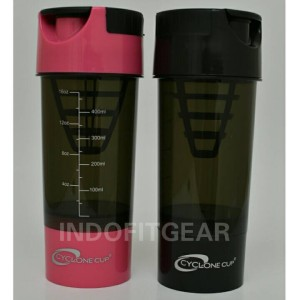 BOTOL SHAKER FITNESS CYCLONECUP