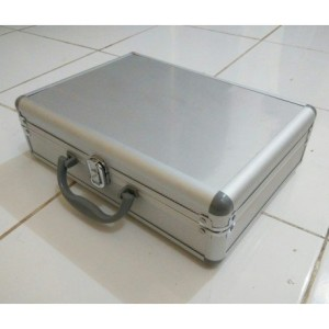 harga KOPER BOX ALUMUNIUM  31X22X9 CM Tokopedia.com