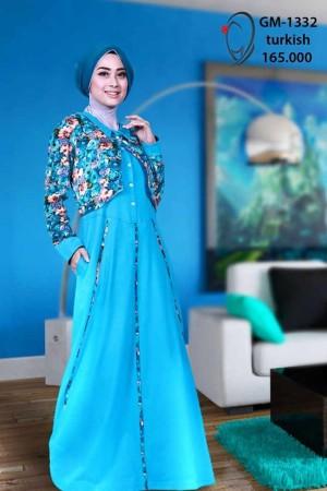 Jual Gamis Pesta Modern Baju Muslim Kerja Terbaru Baju