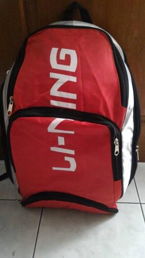 harga tas raket badminton Lining Tokopedia.com