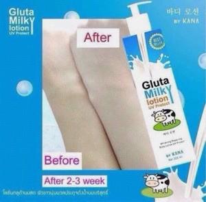 HANDBODY gluta milky