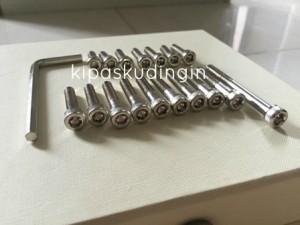 Baut L Blok Mesin RX-King / RXK / RX-Special Series