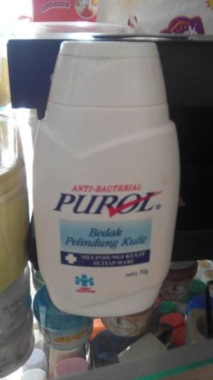 PUROL Bedak Anti Bacterial
