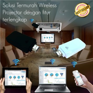 harga Wireless Projector FUJITECH JOYHUB Tokopedia.com