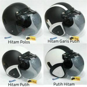Helm Retro Bogo 7