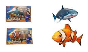 harga Air Swimmers Flying Fish Remote Control Ikan Balon Terbang Tokopedia.com