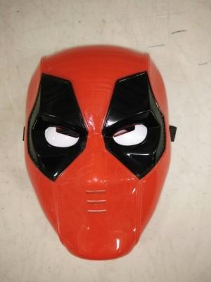 harga mainan topeng nyala pakai lampu deadpool mask Tokopedia.com