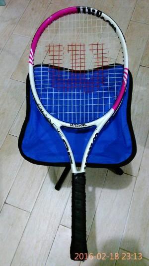 Raket Tenis Wilson Original.