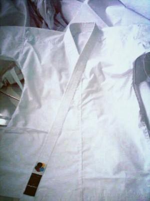 baju karate untuk kata