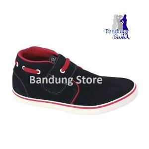 Sepatu Sekolah Anak / Sepatu Anak Laki laki - CSN 006