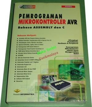 harga Pemrograman Mikrokontroler AVR - Bahasa assembly Dan C Tokopedia.com