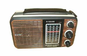 harga Asatron R102 USB Radio Model Clasic tampilan Kayu Tokopedia.com