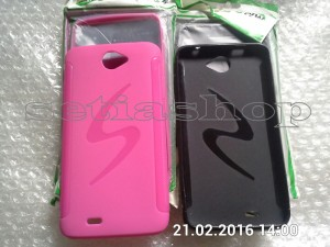 silicone silikon tpu case softcase matte case softjacket k-touch ktouch s100 titan