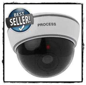 Dummy cctv / kamera tiruan / fake cctv / replika dome cctv camera