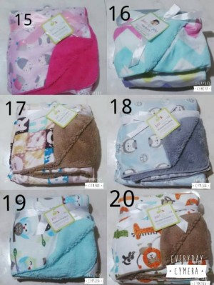 harga Selimut Carter Double Fleece Tokopedia.com