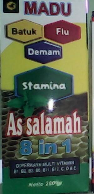 MADU ASSALAMAH 8 IN 1