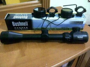 harga telescope/riflescope/teleskop senapan bushnell 3-9x40eg Tokopedia.com