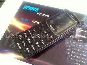 Prince PC-828 Nokia Pisang Signal kuat, GSM-GSM, Baterai Awet, Kamera