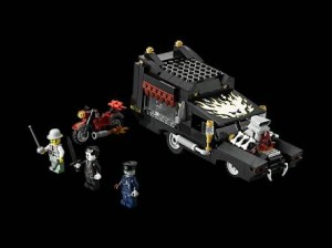 Lego Monster Fighter 9464 : The Vampyre Hearse