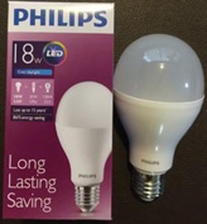 6pcs Lampu Bohlam Led Philips 7wwatt 60watt Putih Daftar Update Source Lampu LED .