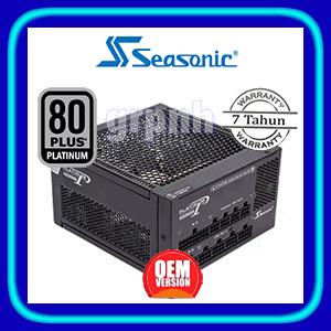 harga Seasonic P460FL 460W Full Modular - Fanless - Platinum - 7 Years - OEM Tokopedia.com
