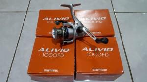 REEL SHIMANO ALIVIO 1000FD