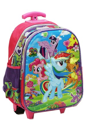 harga Tas Trolley TK Import - My Little Pony 6D Lapis anti Gores Lis Emas Tokopedia.com