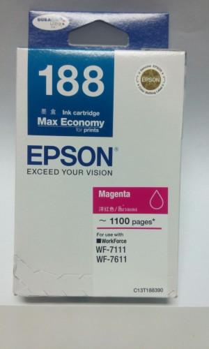Tinta Epson T188 - magenta (WF-7111 dan WF-7611)