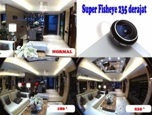 super fisheye 235