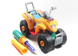 harga Mainan Edukatif Anak Bongkar Pasang Sepeda Motor Offroad Baut ME028 Tokopedia.com