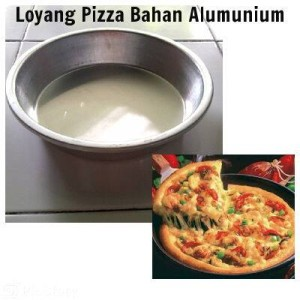 Jual Loyang Cetakan Pizza D22cm Kota Surabaya Rembulan Jingga Tokopedia