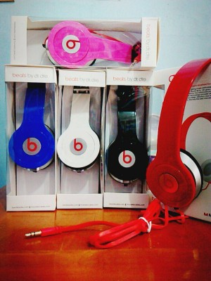 harga HEADSET BEATS BY DR DIE / HANDSFREE BEATS DJ / HEADPHONE Tokopedia.com