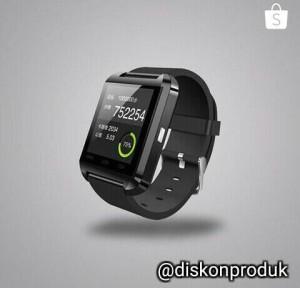 harga I-One U8 Smartwatch For Android and iOS - HITAM Tokopedia.com