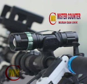 SENTER POWER STYLE C2 / SENTER POLICE / SENTER SEPEDA  / SENTER LED