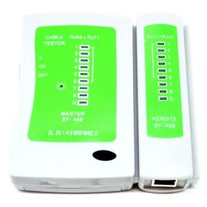 Multi Cable Tester - Bisa buat Test Kabel UTP, Telpon, USB