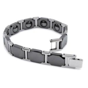 Korean Style Ceramic Magnetic Bracelet Gelang Kesehatan Pria Wanita