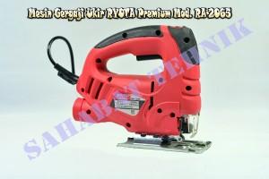 harga Elektrik JigSaw / Mesin Gergaji Ukir RYOTA Premium Mod. RA-2065 Tokopedia.com