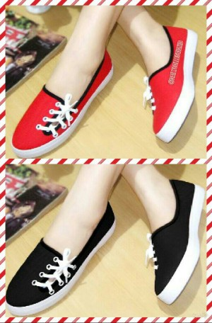 FLAT SHOES POXING TALI SAMPING ( BOOT / CASUAL / HIGH HEELS / WEDGES )