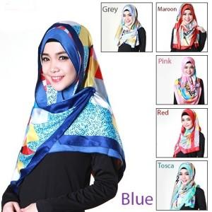 Hijab Pashmina Modern Terbaru