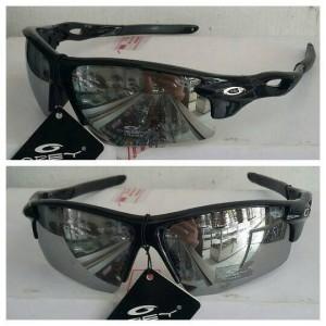 Kacamata sepeda silver