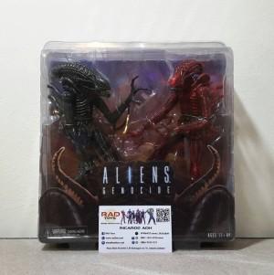 Action figure aliens genocide set 2 alien neca