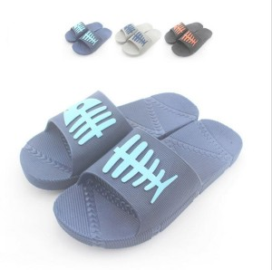 harga Sandal Cowok Tulang Ikan Slipper Shoes Flip Flop Tokopedia.com