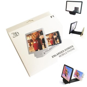 3D Enlarged Screen Mobile Phone   Kaca Pembesar Layar Handphone / HP