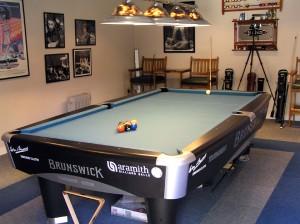 Jual Meja Billiard Brunswick Metro 9 Feet Asli Dari Italia