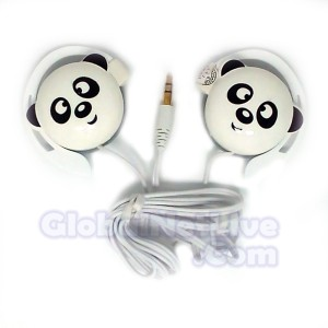 Headset Panda Super Bass