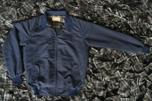 harga Jaket Harrington Vandermay Highquality Navy Tokopedia.com