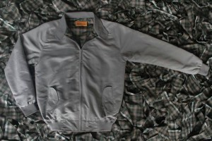 harga Jaket Harrington Vandermay Highquality Gray Tokopedia.com